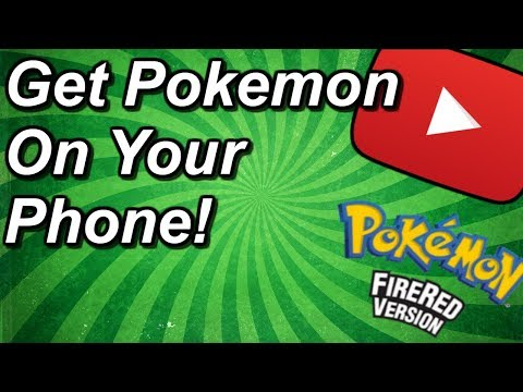 How To Play Pokemon On Android Mobile Tutorial (Gameboy) For Free