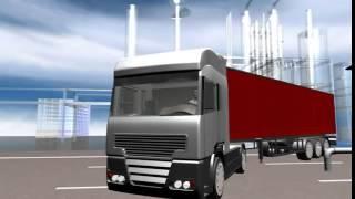 Схема переключения коробки передач от ZF