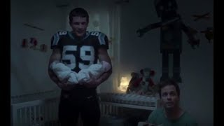 Campbell's Chunky Soup Commercial 2017 Luke Kuechly
