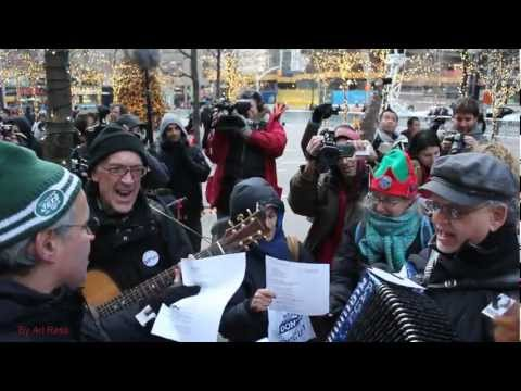 Occupy Wall Street Christmas: Occupying Homes for the Holidays