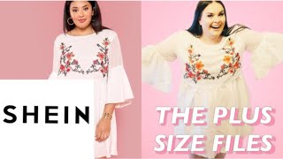 THE PLUS SIZE FILES // SHEIN HAUL & TRY ON - WORTH THE HYPE?