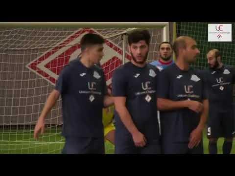 Товарищеский матч между футбольными командами «Карабах» и «Бирлик» (04.11.2018)