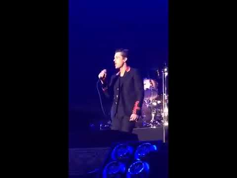 The Killers - Everyday Is Like Sunday (Morrissey Cover) - KROQ XMAS 2017