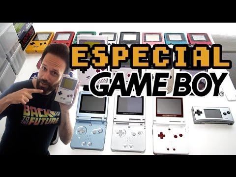 Retro en JAPÓN: GAME BOY - Pocket, Light, Color, GBA, GBA SP, Micro