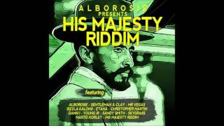 "Alborosie - The Majesty Riddim (Riddim 2016 ""His Majesty"" By Greensleeves)"