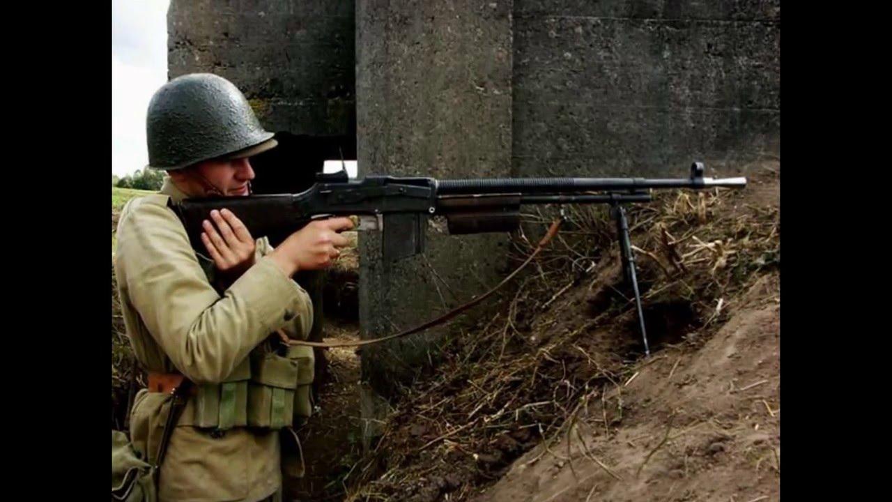 ww2 browning machine gun