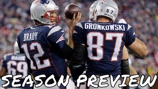 New England Patriots 2016-17 NFL Season Preview - Win-Loss Predictions and More!