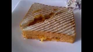Mozzarella Chicken Sandwich From Fort Cafe