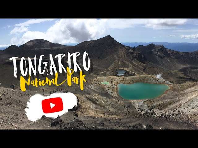TONGARIRO NATIONAL PARK : Tongariro Alpine Crossing et Mordor...