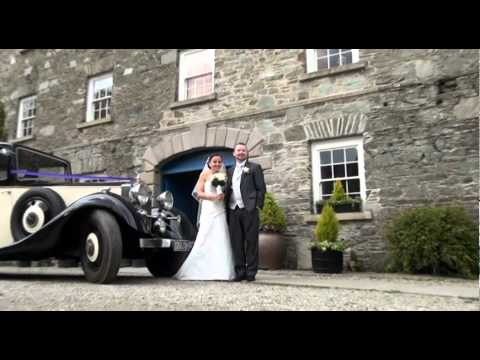 Conor and Claire's Wedding Day Highlights