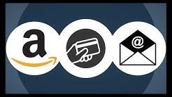 Bei AMAZON die E-MAILADRESSE ändern - so einfach geht's || BEZAHLEN.NET