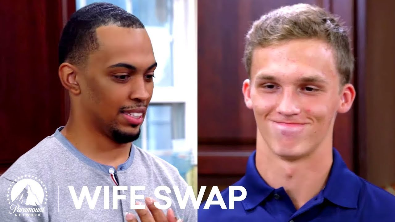 4 Most Awkward Wife Swap Moments 😬 Paramount Network