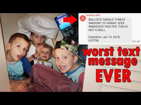 Worst Text Alert Ever || Mommy Monday