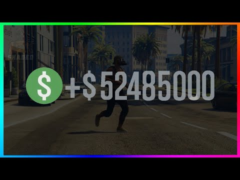 ANYONE CAN DO THIS GTA 5 MONEY GLITCH.. (unlimited money)
