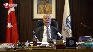 Çanakkale Belediye Başkanı Sn. Ülgür GÖKHAN'ın Çanakkale Zaferinin 101. yıl dönümü mesajı