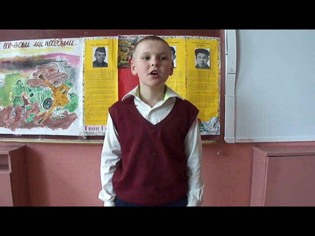 Изображение предпросмотра прочтения – ИванЗолотухин читает произведение «У обелиска» С.М.Пивоварова