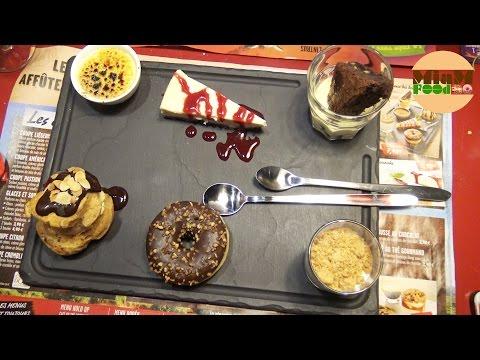 [RESTAURANT] Test du Buffalo Grill - Miam Food unboxing food