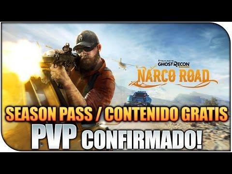 """¡PVP CONFIRMADO! Contenido Exclusivo [SEASON PASS ] Actualizaciones """"GRATIS"""" Ghost Recon Wildlands"""