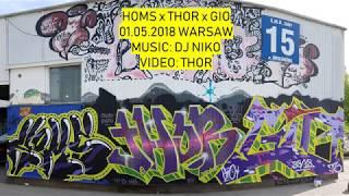 Graffiti 2018-05-01 Homs x Thor x Gio