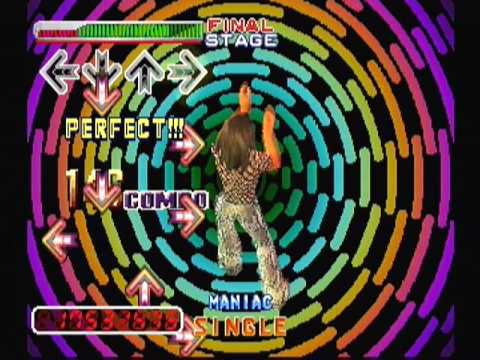 PUT YOUR FAITH IN ME (Jazzy Groove) / Single / Maniac - DDR 2nd ReMIX, PSX