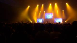 2012年11月23日 幕張メッセHALL11(千葉県)