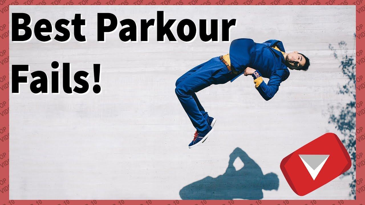 Best Parkour Fails Of All Time [2017] (TOP 10 VIDEOS)