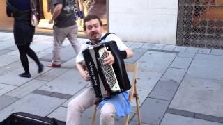 Milan Zujovic - Mozart, Rondo Alla Turca (accordion master)