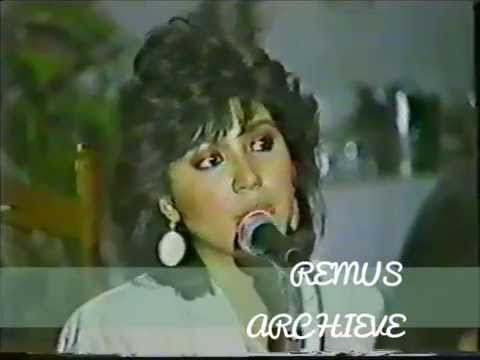 Sharon Cuneta Presscon 1986