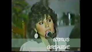 Sharon Cuneta Presscon 1986