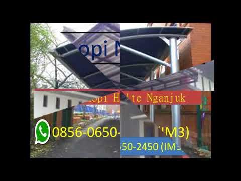 Kanopi Galvalum Lengkung, Hub: 0856-0650-2450 (IM3), Kanopi House