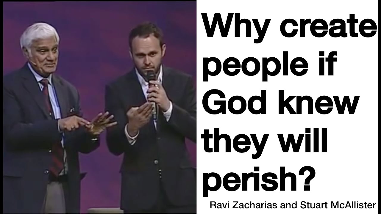 Why does God create people He knows will go to hell?