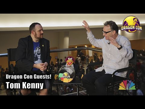 Tom Kenny @ Dragon Con 2018 [dragoncontv]