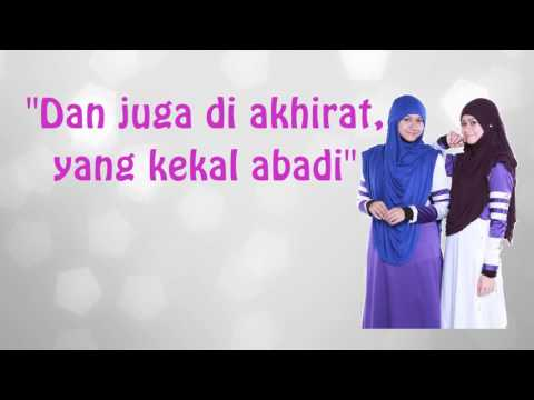 Heliza & Hazwani Helmi - Jom Doa (with beatbox) (Lyric Video)