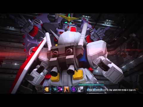 SD Gundam Next Evolution Online Official Gameplay and Teaser