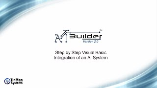Visual Basic-Integration von Einfachen KI-System