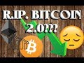 END OF BITCOIN 2.0??? MY TOP 3 BUY'S FOR THE DIP!!!