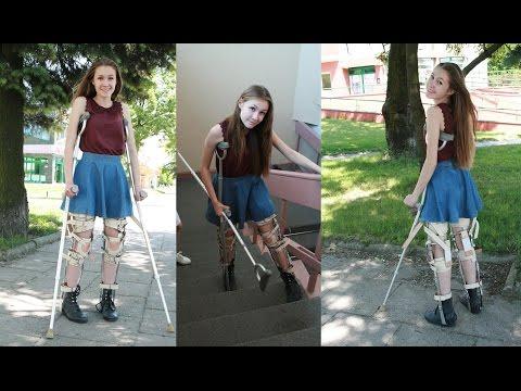 Hailey KAFO Leg Braces