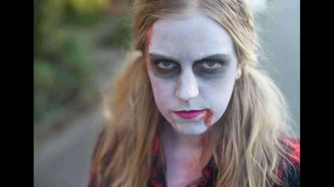 Easy Scary Halloween Makeup Ideas.Easy And Scary Halloween Makeup Ideas Diy Projects