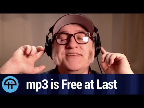 mp3 is Free at Last