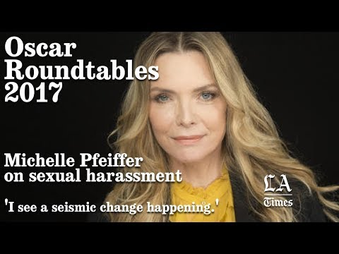 Michelle Pfeiffer On Sexual Harassment: