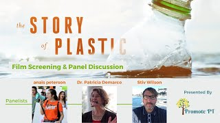 Story of Plastic Panel Discussion
