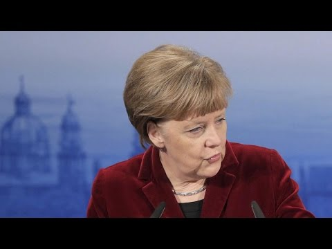 German Chancellor Angela Merkel to discuss Ukraine conflict at White House