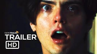 DANIEL ISN'T REAL Official Trailer #2 (2019) Miles Robbins, Patrick Schwarzenegger Movie HD