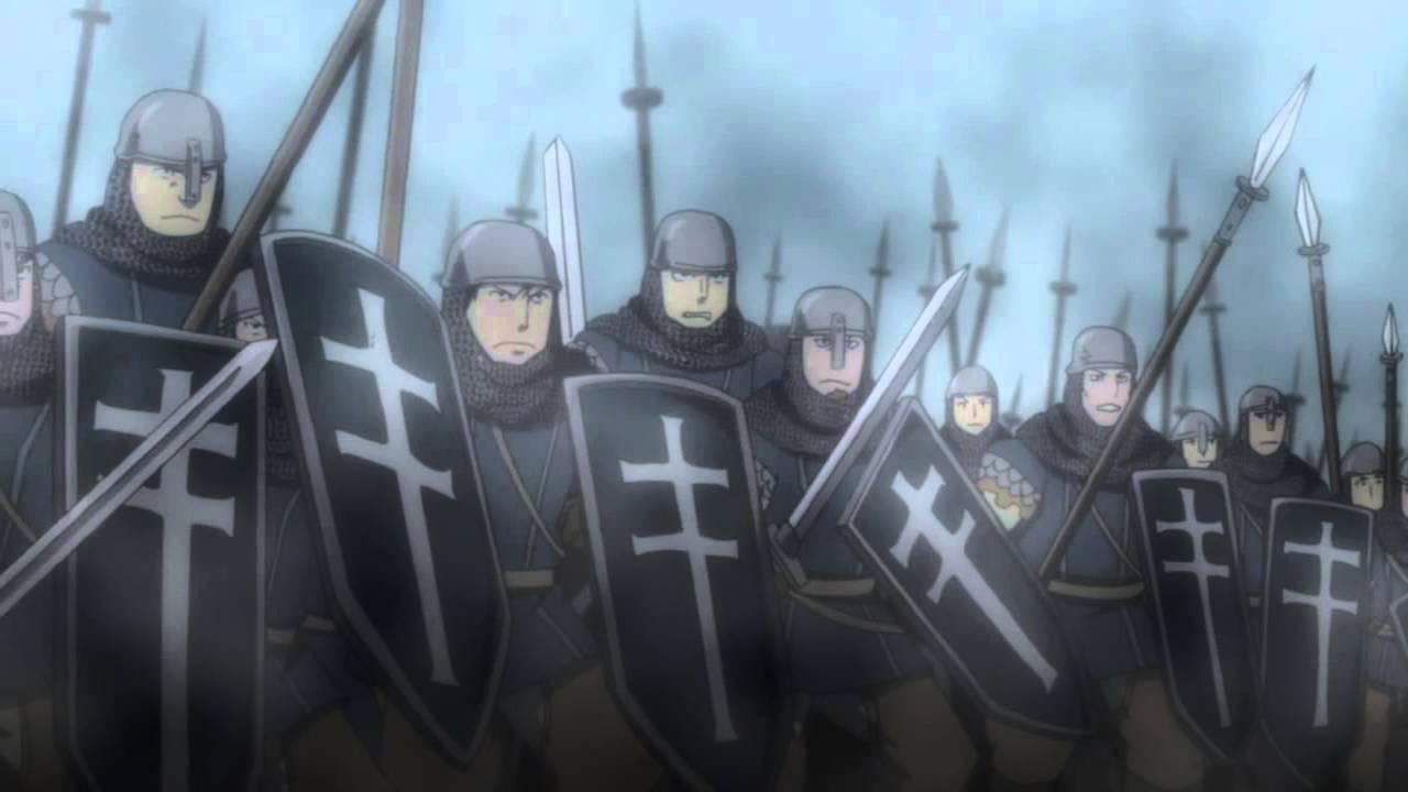 Anime Arslan Senki Rome Total War Mod