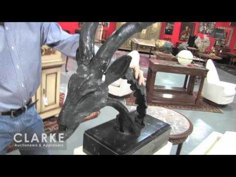 27 APRIL 2014 Auction Preview | Clarke Auction Gallery