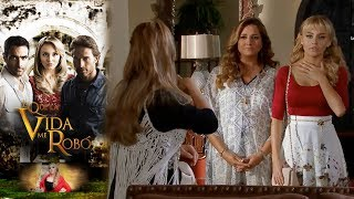 ¡Graciela y José Luis le ocultan la verdad a Montserrat! | Lo que la vida me robó -Televisa