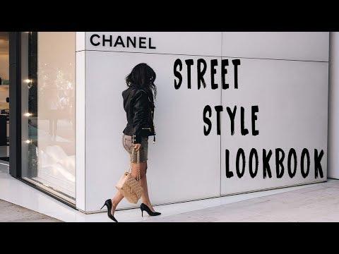 Street Style Lookbook 2018