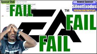 Worst Year For EA EVER! Mass Effect FAIL! FIFA 18 FAIL! NBA LIVE FAIL! Battlefront 2 FAIL!