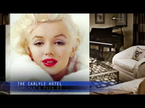 The BEST luxury Hotel in New York! The Carlyle Hotel.
