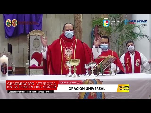 Informativo Arquidiocesano l Viernes Santo -  Solemnidad de la Pasión del Señor